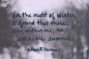 Quotation by Albert Camus
